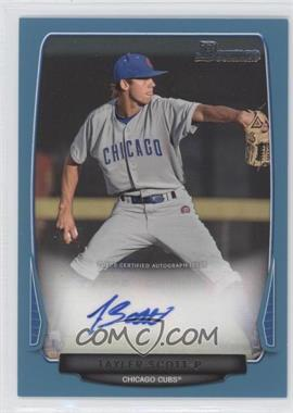 2013 Bowman Retail Prospect Autographs Blue #BPA-TS - Tayler Scott /500