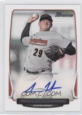 2013 Bowman Retail Prospect Autographs #BPA-AW - Aaron Westlake