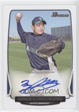 2013 Bowman Retail Prospect Autographs #BPA-JC - Ji-Man Choi