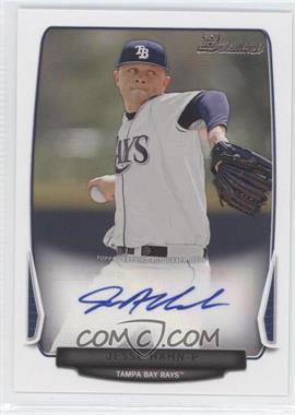 2013 Bowman Retail Prospect Autographs #BPA-JH - Jesse Hahn