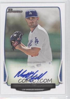 2013 Bowman Retail Prospect Autographs #BPA-MM - Matt Magill