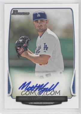 2013 Bowman Retail Prospect Autographs #BPA-MM - Matt Magill