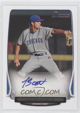 2013 Bowman Retail Prospect Autographs #BPA-TS - Tayler Scott