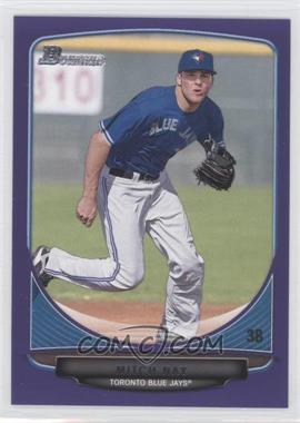 2013 Bowman Retail Prospects Purple #BP17 - Mitch Nay