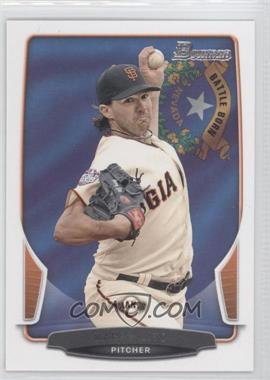 2013 Bowman State & Home Town #119 - Barry Zito