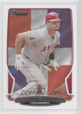2013 Bowman State & Home Town #50 - Albert Pujols
