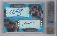Mike Zunino, Taijuan Walker /15 [BGS 9]