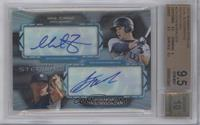 Mike Zunino, Taijuan Walker /35 [BGS 9.5]