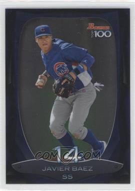 2013 Bowman Top 100 Prospects #BTP-14 - Javier Baez
