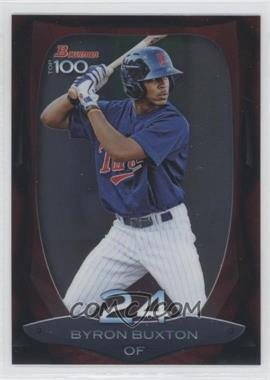 2013 Bowman Top 100 Prospects #BTP-24 - Byron Buxton
