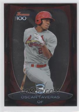 2013 Bowman Top 100 Prospects #BTP-3 - Oscar Taveras