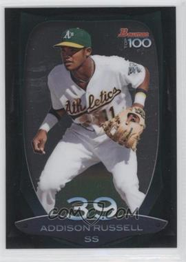 2013 Bowman Top 100 Prospects #BTP-39 - Addison Russell