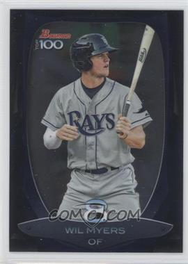 2013 Bowman Top 100 Prospects #BTP-8 - Wil Myers