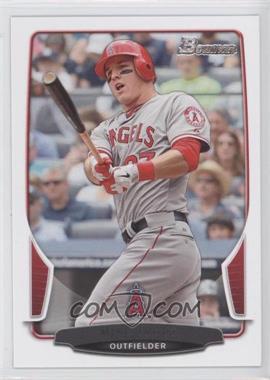 2013 Bowman #121 - Mike Trout