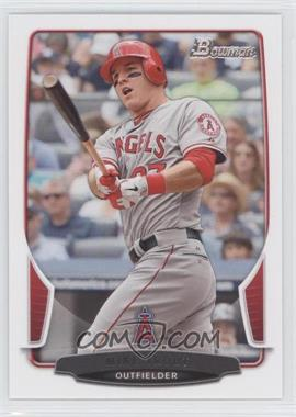 2013 Bowman #121 - Mike Trout
