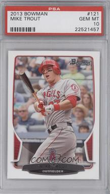 2013 Bowman #121 - Mike Trout [PSA 10]