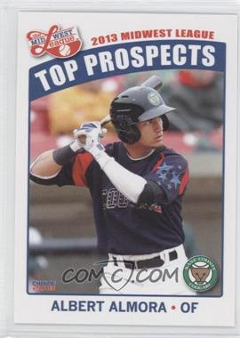 2013 Choice Midwest League Top Prospects - [Base] #17 - Albert Almora