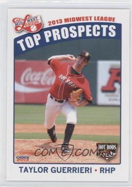 2013 Choice Midwest League Top Prospects #04 - Taylor Guerrieri