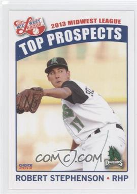 2013 Choice Midwest League Top Prospects #11 - Robert Stephenson