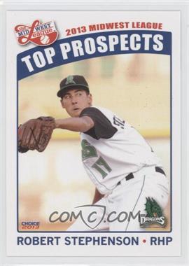 2013 Choice Midwest League Top Prospects #11 - Ross Stripling