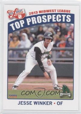 2013 Choice Midwest League Top Prospects #12 - Jeff Williams