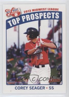 2013 Choice Midwest League Top Prospects #15 - Corey Seager