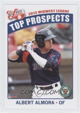 2013 Choice Midwest League Top Prospects #17 - Albert Almora