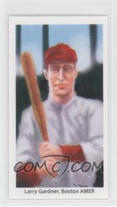 2013 Historic Autographs National Convention - National Convention [Base] - Red Back #LAGA - Larry Gardner