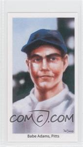 2013 Historic Autographs National Convention National Convention [Base] Purple Back #22 - Babe Adams