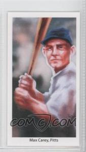 2013 Historic Autographs National Convention National Convention [Base] Red Back #NoN - Max Carey