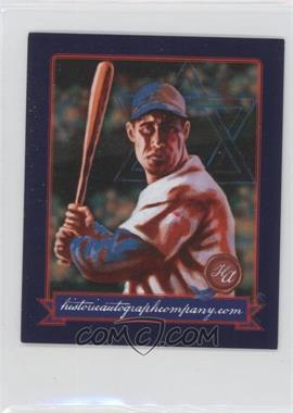 2013 Historic Autographs Originals, 1933 - [Base] #50 - Hank Greenberg