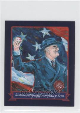2013 Historic Autographs Originals, 1933 #131 - Franklin D. Roosevelt