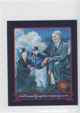 2013 Historic Autographs Originals, 1933 #172 - Connie Mack