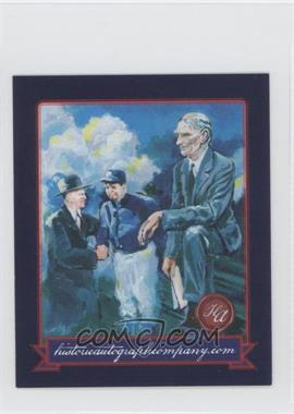 2013 Historic Autographs Originals, 1933 #172 - Connie Mack