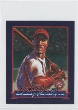 "2013 Historic Autographs Originals, 1933 #247 - James ""Cool Papa"" Bell"