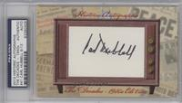 Carl Hubbell /13 [PSA/DNA Certified Auto]