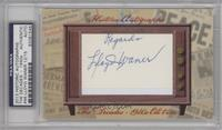 Lloyd Waner /15 [PSA/DNA Certified Auto]