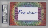Earl Weaver /25 [PSA/DNA Certified Auto]