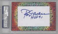 Rod Carew /25 [PSA/DNA Certified Auto]