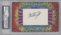 Mark Fidrych /11 [PSA/DNA Certified Auto]