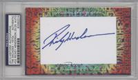 Rickey Henderson /25 [PSA/DNA Certified Auto]