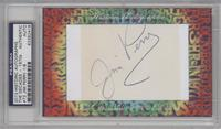 Jim Perry /8 [PSA/DNA Certified Auto]