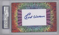 Earl Weaver /25 [PSA/DNACertifiedAuto]