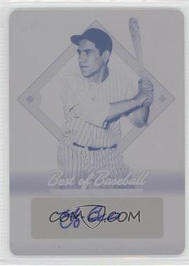 2013 Leaf Best of Baseball [???] #BEHN/A - Yogi Berra /1
