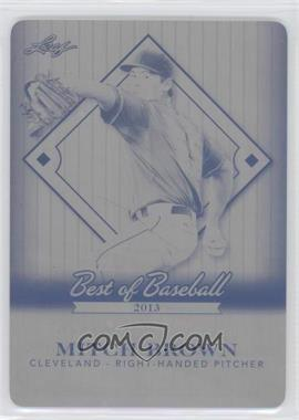 2013 Leaf Best of Baseball [???] #BJC1 - Mitch Brown /1