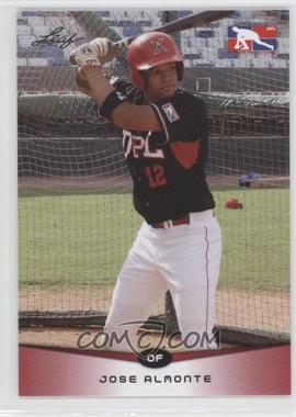 2013 Leaf DPL Red #2 - Jose Almonte