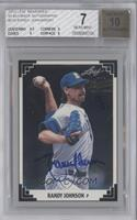 Randy Johnson /51 [BGS 7]