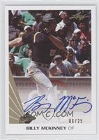 Billy Mckinney /25