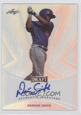 2013 Leaf Metal Draft - [Base] #BA-DS1 - Dominic Smith