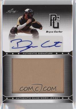 2013 Leaf Perfect Game Showcase - Jersey Autographs #JA-BC1 - Bryce Carter